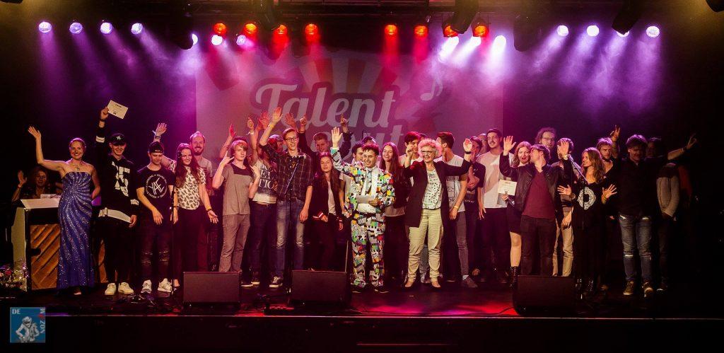 Talentscout finale 2016 (foto Peter Putters)
